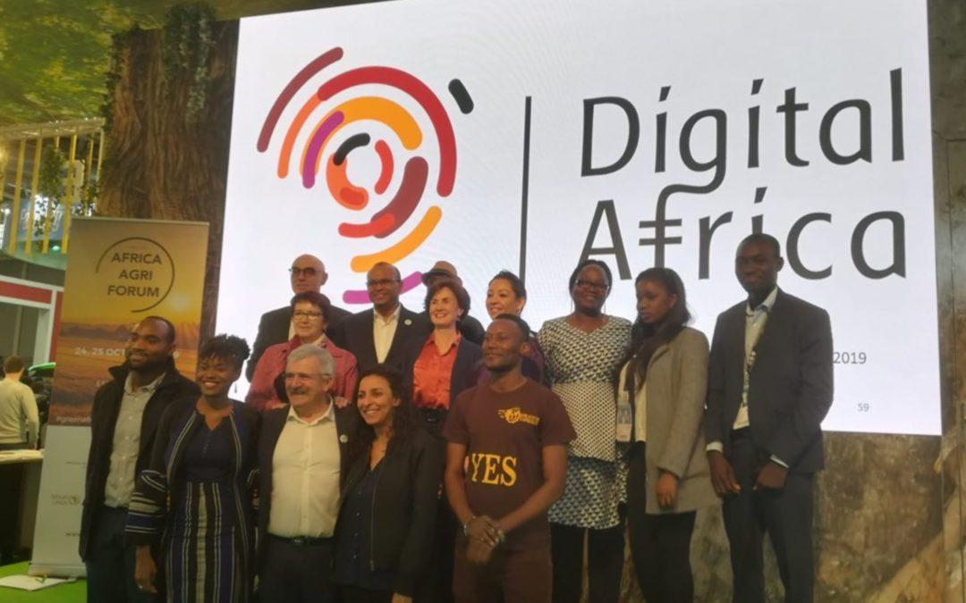 DIGITALISATION EN AFRIQUE #SIA2019