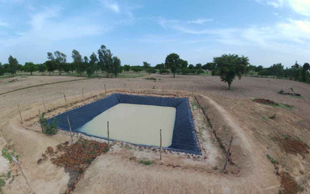 Des drones pour la cartographie des aménagements hydro-agricoles au Burkina Faso